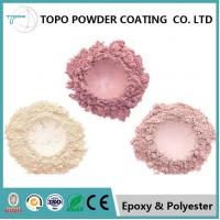 Wholesale RAL 1002 Heat Transfer Powder Coating For Iron Castings 94% Glossy from china suppliers
