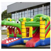 Shark Inflatable Amusement Park Bouncer Jumping Castle For Kids Party