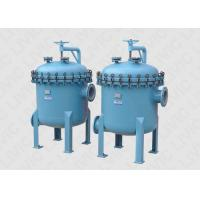 Wholesale Multi Bag Filter Housing Reliable Operation For Industrial Water Treatment from china suppliers