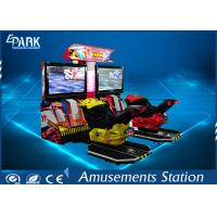 Simulator Arcade Racing Car Game Machine Coin Operated Manufacturer