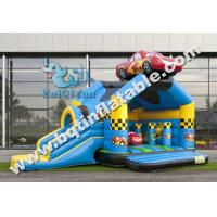 Wholesale Inflatable Multifun Auto combo,inflatable car comb,inflatable standard combo from china suppliers