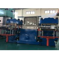 Wholesale 300 Ton Silicone Push Button Molding Machine , Key Press Making Machine from china suppliers