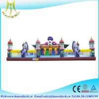 Wholesale Hansel plastic commercial popular childrens outdoor toys fun city from china suppliers