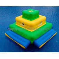 Wholesale aquaglide slide ,lake inflatable water park games , mini inflatable water prk from china suppliers