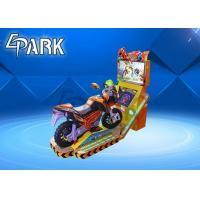 Wholesale Child Coin Operated Motorcycle Simulator / Arcade TT Motor Racing Video Game Machine from china suppliers