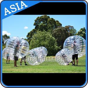 China CE 0.8mm TPU/PVC human bubble ball , Bubble ball for football , Bubble ball soccer on sale