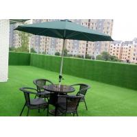 Wholesale 4 Meters Roll Artificial Turf Landscaping 16800 Stitches / ㎡ Density from china suppliers