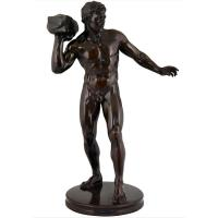 Wholesale Outdoor Metal Yard Cast Bronze Sculpture China Ancient Statues Artists from china suppliers