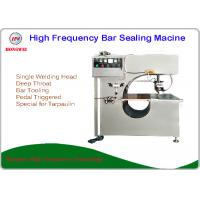 Wholesale Electric Pneumatics Driven High Frequency Welding Machine For Tarpaulin Bar Sealing from china suppliers