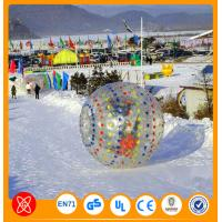 Wholesale Inflatable Snow Sports Zorbing in Russia from china suppliers