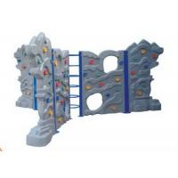 China Anti Static Plastic Climbing Wall Panels For Toddler 6CBM Volume on sale
