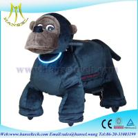 Wholesale Hansel amusement park zippy motorcycle rides,happy rider motorcycle,children eletric motor from china suppliers