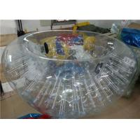 Wholesale 2 - 3 Person Inflatable Coconut Balls , Inflatable Pool Toys Water Lounge from china suppliers