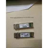 China Plug In Interface Type Cisco SFP Modules Transceiver 10 Gigabit Ethernet SFP+ SFP-10G-LR on sale