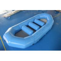 Wholesale Inflatable White Water Rafting Boats With Detachable Drop Stitch Floor from china suppliers