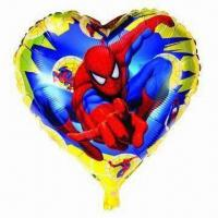 Buy cheap 18-inch Heart Customized Balloon for Parties, Wedding, Advertising, Promotions from wholesalers