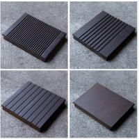 Wholesale 18mm Thickness Bamboo Wood Panels Charcoal Surface Treatment For Outdoor Decking from china suppliers