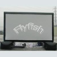 China inflatable movie screen for sale on sale