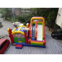 China CE Colorful Inflatable Jumping Castle Outdoors Customized Size Inflatable Bouncer on sale