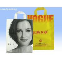 Wholesale Reusable One Layer Custom Printed LDPE Shopping Bags For Bookstore / Clothing Shop from china suppliers