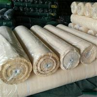 Buy cheap Custom Length PVC Shade Net Warp Knitted For Against Heavy Sunshine And Rain from wholesalers