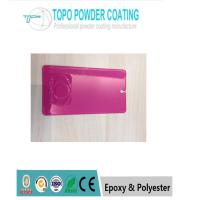 Indoor high glossy Decorative Painting Pure Polyester Powder Coating Matte for sale