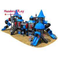 Buy cheap Unique Design Children ' S Playground Equipment Outside High Durability from wholesalers
