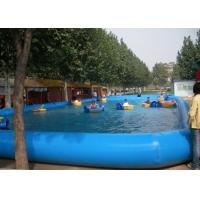 Water Equipment Kid Swimming Pool With Inflatable Toys /Inflatable Swimming Pool