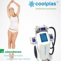 Wholesale Vertical Type Cryolipolysis Fat Freeze Slimming Machine 300mm × 400mm × 900mm from china suppliers