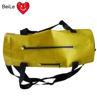 Wholesale Travel duffle bags zipper duffle bag from china suppliers