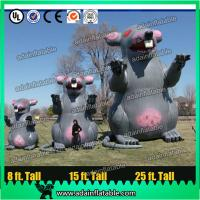 Wholesale Giant Parade Inflatable Animal Advertising Inflatable Mouse Customized Inflatable Cartoon from china suppliers