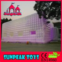 Wholesale TEN-2065 Large Inflatable Transparent Tent Inflatable Bubble Tent For Sale from china suppliers