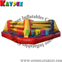 Wholesale Boxing Ring with gloves, inflatable sport game KSP010-20'W x 20'L x 9'H from china suppliers
