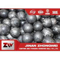 Wholesale High Wear Resistant Steel Balls For Ball Mill With Low Broken Rate from china suppliers