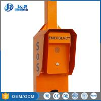 Wholesale GSM / 3G Wireless Weatherproof SOS Call Box IP66 Roadside Emergency Help Phone from china suppliers