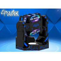 Wholesale Chinese VR Manufacturer Virtual Reality Games 1080 Super Pendulum VR Double Seats from china suppliers