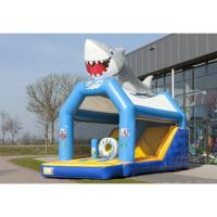 Wholesale Durable Inflatable Commercial Jumping Bouncer , Blow Up Bounce House For Supermarket from china suppliers