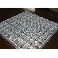 China Powerful Open Steel Floor Grating , Anti Corrosion Welded Steel Bar Grating on sale