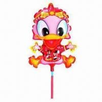 Buy cheap Cup Stick Balloon, Used as Toys or Gifts, Made of Nylon and PE from wholesalers