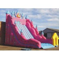 Wholesale Giant Inflatable Slide Giant Inflatable Bouncers (FL---35B) from china suppliers