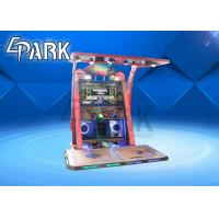 Wholesale 1 - 2 Player Video Arcade Dance Machine For Movie Theater / Supermarket from china suppliers