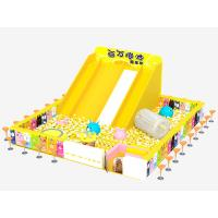 Wholesale Daycare Commercial Playground Sets , Fashion Indoor Amusement Equipment from china suppliers