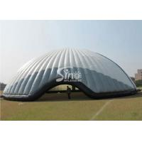 China Custom Design Multifunctional Giant Inflatable Dome Tent For Outdoor Activities on sale