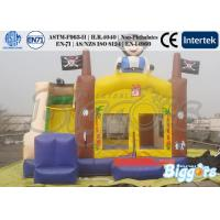 Pirate Ultimate Combo Inflatable Bounce House Slide Funny Bouncy Castle
