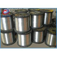 China SS410 SS 430 Grade Stainless Steel Wire For Scourer 0.12mm 0.13mm Diameter on sale