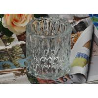 Home decoration Wedding Decorative Glass Candle Jars, Glass Candle Containers