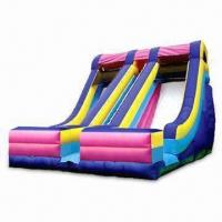 Wholesale Inflatable Slide with 3 Year Warranty and CE/UL/SGS/EN71 Marks, Emergency Exit for Faster Deflation from china suppliers