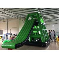 Wholesale Green Water Floating Inflatable Aqua Park High Strength And Durable from china suppliers