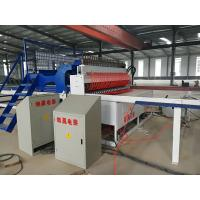 Quality Steel Bar / Reinforcing Concrete Welded Wire Mesh Welding Equipment (2.5M Width) for sale
