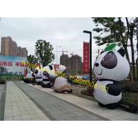 Wholesale inflatable panda for events from china suppliers